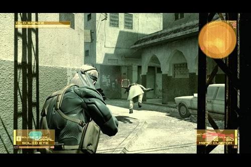 メタルギアソリッド4 ガンズ・オブ・ザ・パトリオット (PS3)