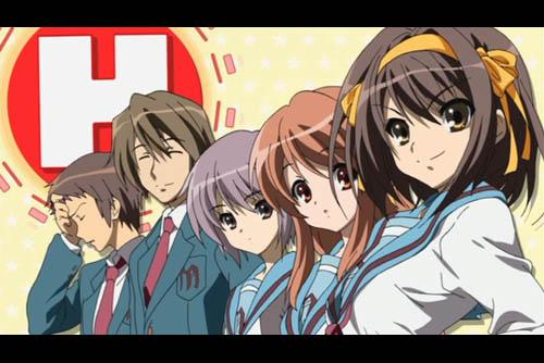 涼宮ハルヒの憂鬱 (2009年版・新作14話)