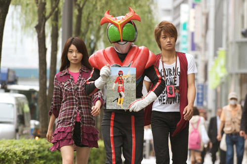 Kamen Rider Decade All Riders Super Spinoff