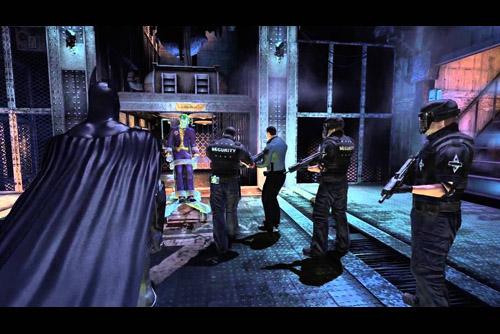 バットマン アーカム・アサイラム (Xbox360)