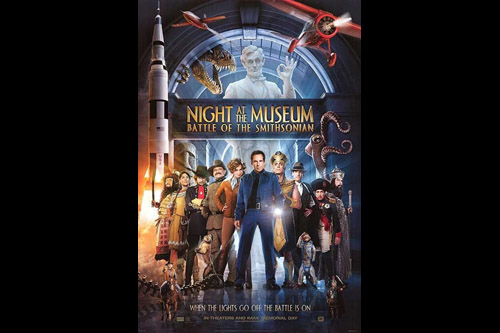 Night at the Museum:Battle of the Smithsonian