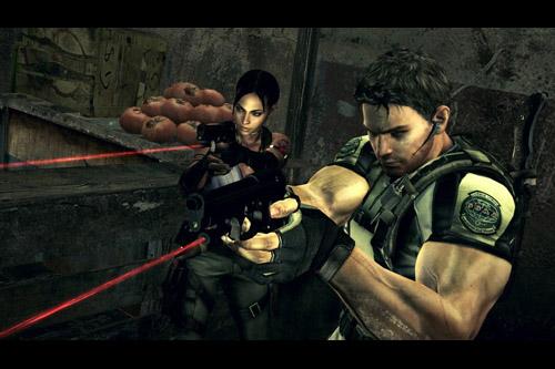 バイオハザード5 (PS3)