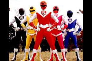 Hikari Sentai Maskman : The Movie