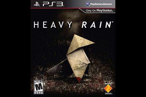 HEAVY RAIN 心の軋むとき (PS3)