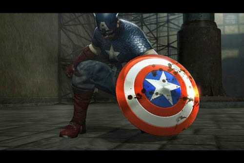 Captain America: Super Soldier (Xbox360)