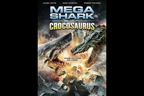 メガ・シャーク VS クロコザウルス
