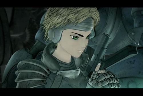 Appleseed XIII : Movie 1