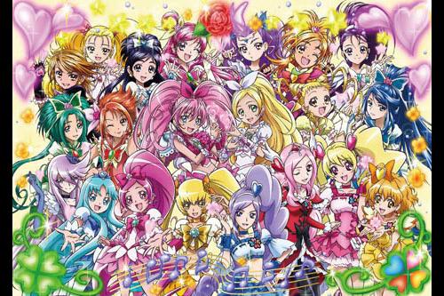 Precure All-Stars DX3 Mirai ni Todoke! Sekai o Tsunagu Niji-Iro no Hana