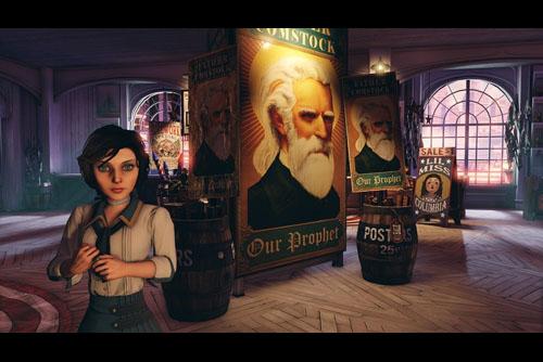 バイオショック インフィニット / BioShock Infinite (PC)
