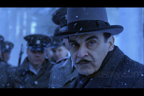 Murder on the Orient Express / Agatha Christie's Poirot #64