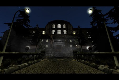 White Night (Amnesia: The Dark Descent Mod)(PC)