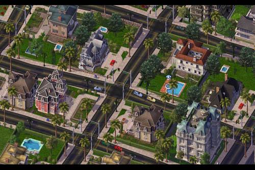 シムシティ4 (PC)