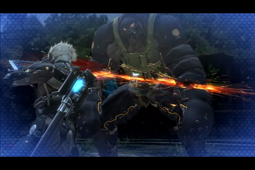 メタルギア ライジング リベンジェンス (PS3)