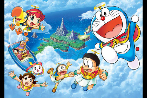 Doraemon: Nobita and the Island of Miracles Animal Adventure