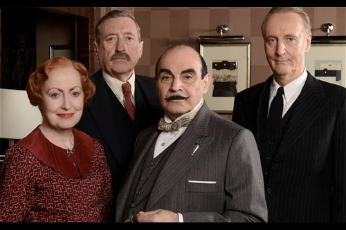 The Big Four / Agatha Christie's Poirot #67
