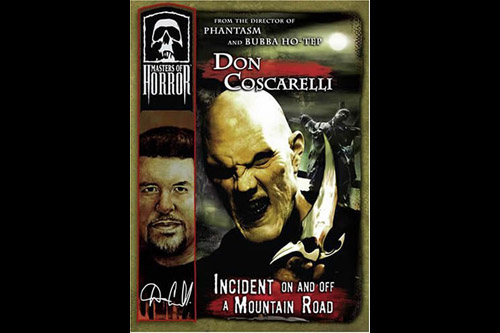 Incident On and Off a Mountain Road / Masters of Horror