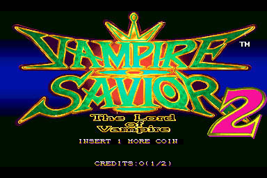 Vampire Savior: The Lord of Vampire 2