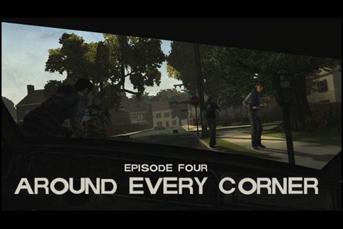 The Walking Dead #4 Around Every Corner (PC)