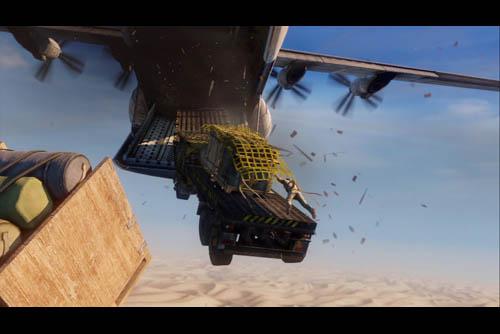 アンチャーテッド 砂漠に眠るアトランティス (PS3)