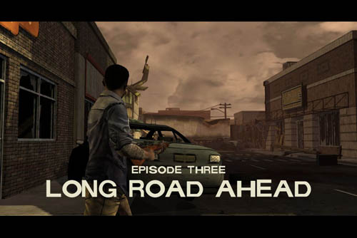 The Walking Dead #3 Long Road Ahead (PC)