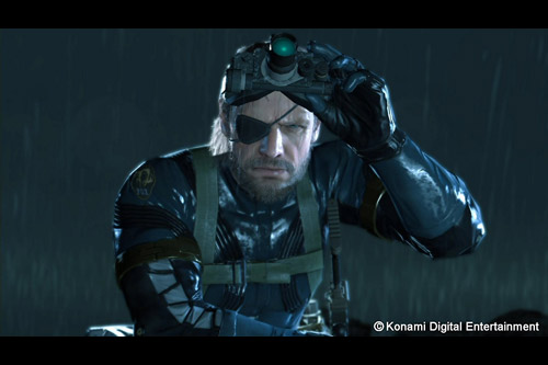 METAL GEAR SOLID V: GROUND ZEROES / MGSV: GZ