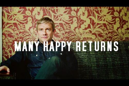 Many Happy Returns
