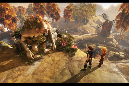 Brothers - A Tale of Two Sons (PC)