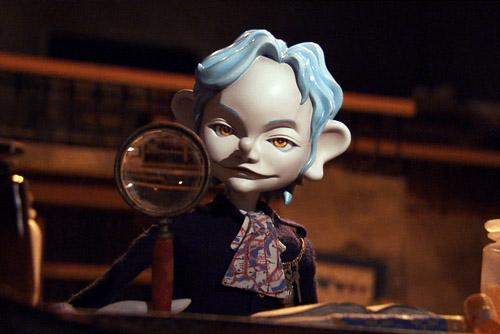 Sherlock Holmes (puppetry)