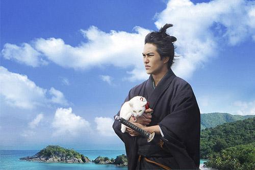 劇場版 猫侍 南の島へ行く