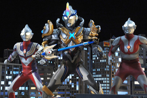 Ultraman X: Here It Comes! Our Ultraman