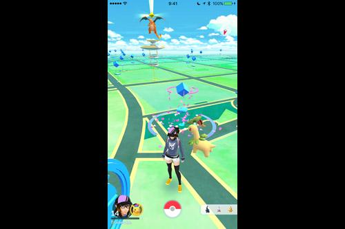ポケモンGO / Pokémon GO (iOS)