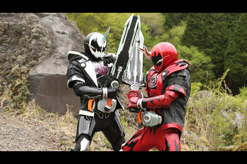 Kamen Rider Ghost: The 100 Eyecons and Ghost's Fated Moment