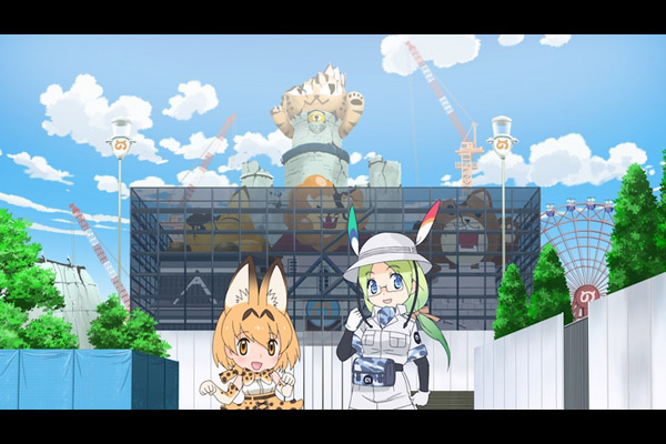 Kemono Friends: Welcome to Japari Park