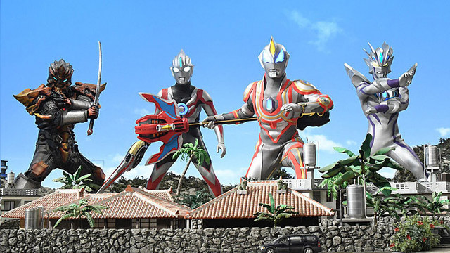 Ultraman Geed The Movie: I'll Connect With the Wish!