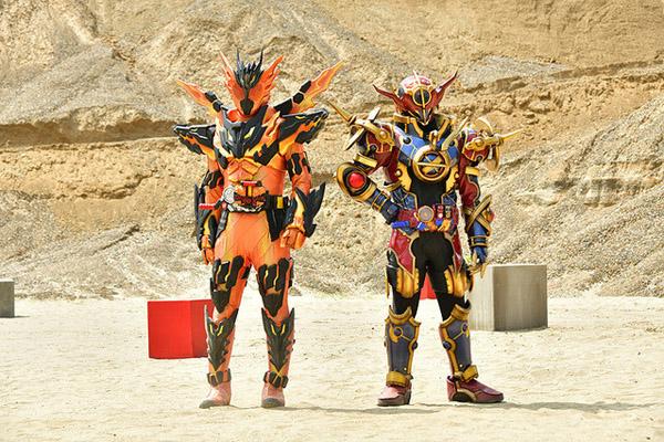 仮面ライダークローズ / ビルド NEW WORLD 1
