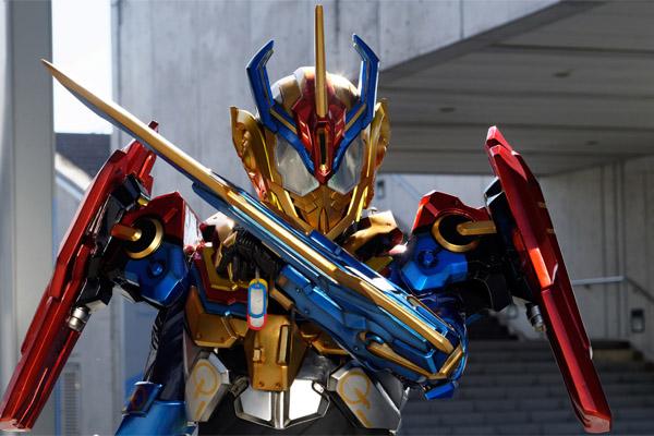 Kamen Rider Grease / Build New World 2