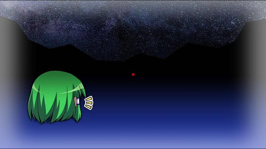 【ゆっくり文庫】日本の民話「火ともし山」