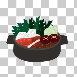 森鴎外「牛鍋」