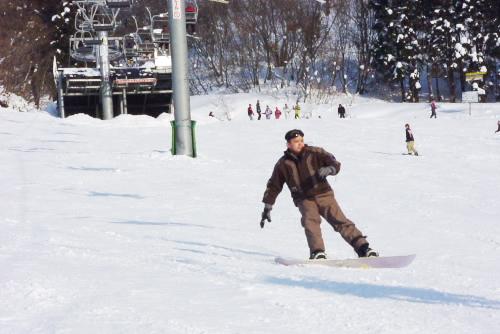 湯沢中里スキー(1泊2日)