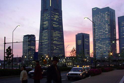 横浜デート - 中華街、よこはまコスモワールド