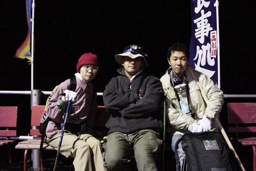 富士登山(富士宮口・登り)