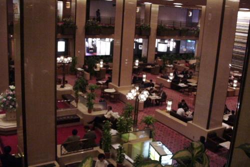 帝国ホテルの高級ランチ - レ セゾン