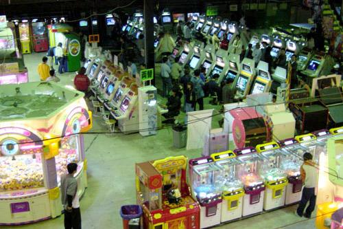 大慶園 / よく徹夜で遊んだっけ