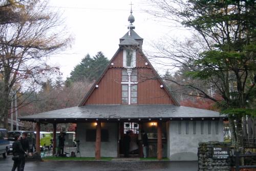 軽井沢観光(迷走)