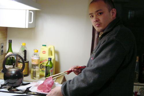 料理しよう!