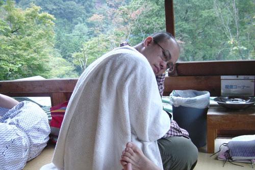 楽遊壽林自然館 / 貸し切り露天風呂