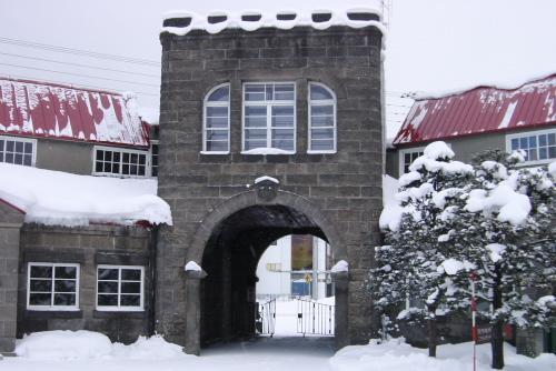 雪の余市、冬の余市、年始の余市