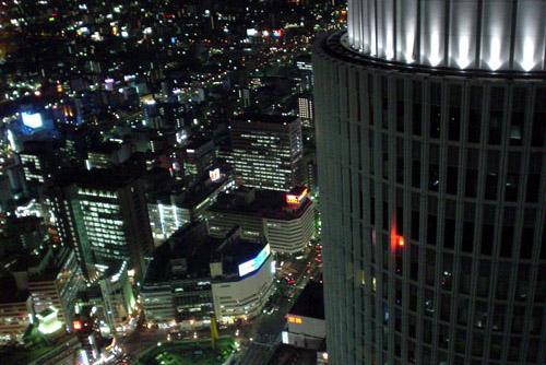 JRセントラルタワーズ / 360度名古屋の夜景