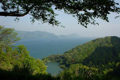 奥琵琶湖パークウェイを抜けて