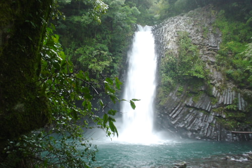 浄蓮の滝 - 伊豆の旅